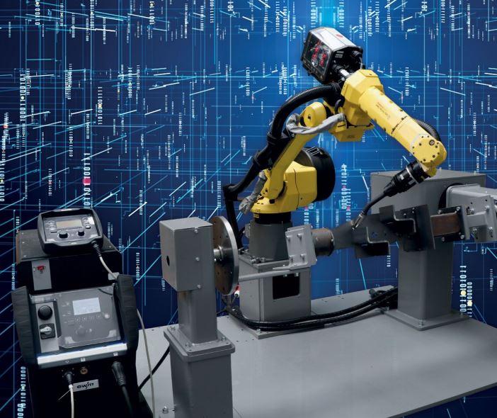soldadura robotica
